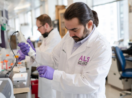 Your Impact on ALS Research